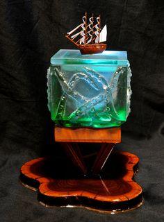 https://www.etsy.com/listing/204487782/cast-glass-tentacles-box-ooak