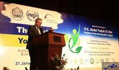 وزير الشباب من أسوان: تواجد الرئيس بالمدينة…: أكد المهندس خالد عبد العزيز، وزير الشباب والرياضة، أن عقد المؤتمر الوطنى الثالث للشباب…