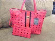 MCM handbag(2)