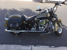 Check out this 2007 Harley-Davidson HERITAGE SPRINGER listing in Las Vegas, NV 89148 on Cycletrader.com. It is a Classic / Vintage Motorcycle and is for sale at $12300.