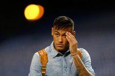 ESPORTE: Acusado de sonegação, Neymar tem R$ 188 milhões bl...