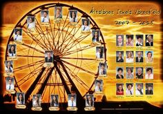 Ferris Wheel, School, Schools, Big Wheel