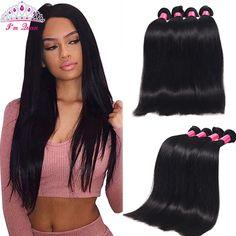 7A Peruvian Virgin Hair Straight 4Bundles Rosa Hair Products Peruvian Straight Hair Unprocessed Peruvian Straight Virgin Hair * Mengklik pada KUNJUNGAN tombol akan membawa anda untuk menemukan produk serupa