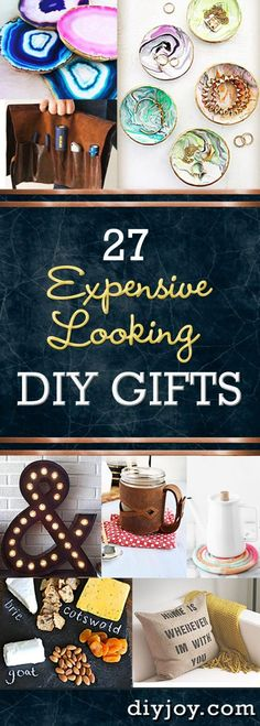 Diy Gifts Cheap, Diy Gifts To Make, Easy Diy Gifts, Inexpensive Gift, Crafts For Kids To Make, Homemade Gifts, Childrens Christmas Gifts, Diy Christmas Presents, Christmas Ideas