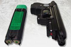 Piexon JPX Jet Protector Pepper Gun: Hi-Tech Swiss OC Defensive System