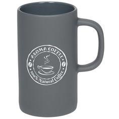 Tall Coffee Mug - 12 oz 145295 - Food and drink