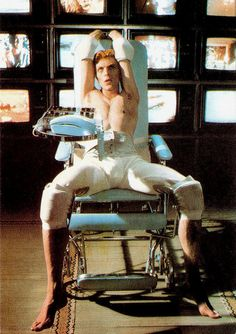 David Bowie / The Man Who Fell to Earth (1976