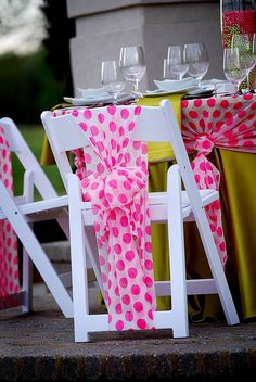anna chair cover & wedding linens rental burnaby bc vintage style desk 105 best covers images sashes decorated dots a new paige event