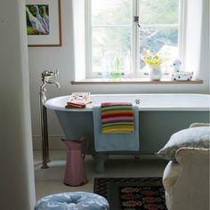 Modernes Land Bad Wohnideen Badezimmer Living Ideas Bathroom | Provence U0026  Castle Style | Pinterest | Bäder, Wohnideen Und Badezimmer