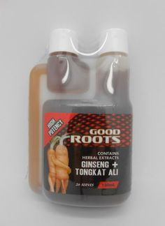 All-natural GoodRoots product in store now for men and women of all ages that are looking for a GoodRoot :)