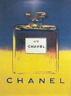 Andy Warhol Chanel No.5