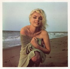 Marilyn Monroe's last photoshoot