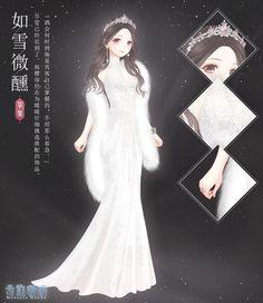 Image Chapter 16 Target Suit in Chapter Suits album Oc Manga, Manga Girl, Star Fashion, Fashion Art, Fashion Design, Manga Japan, Kleidung Design, Nikki Love, Anime Princess