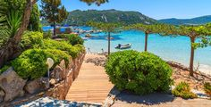 Corsica - Discover the versatile Mediterranean island Camping France, Camping In Ohio, Corsica, Camping World Locations, Swimming Pigs, Camping In England, Destinations, Luxury Travel, Where To Go