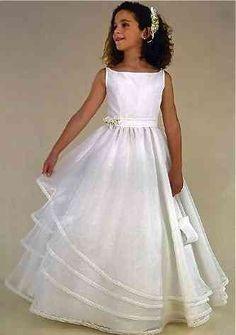 Vestidos de primera comunion para ninas en medellin