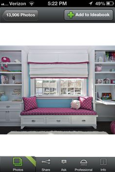 like this. but with 1x5 under the window as bed base. not really for boy's room, but their former room