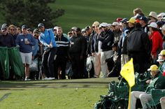 Augusta, Georgia - Mobile phones are banned at U.S. Masters golf course    If not for the modern clothing styles, photos of the lucky patrons attending the last round of the U.S. Masters on Sunday could be confused with ones from another era since no one will be holding up a smartphone.