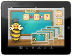 beeNumbers - Android and iPhone kids game
