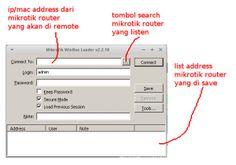 Cara Remote MikroTik Menggunakan Winbox