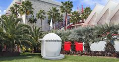 The Los Angeles County Museum of Art aims to bring a reproduction of the Nuevo Museo de Arte Contemporáneo, a tiny gallery space, from Guatemala City.