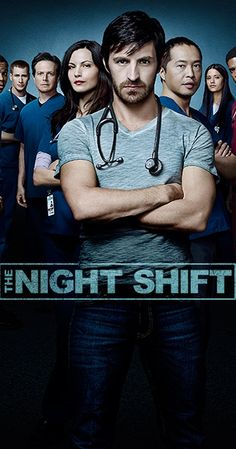 Created by Jeff Judah, Gabe Sachs.  With Eoin Macken, Jill Flint, Ken Leung, Brendan Fehr. A group of doctors from the Army return to work the night shift at a hospital in San Antonio.