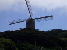 The Dutch Windmill...,One of my earliest memories of S.F. along with Sutro's, the Cliff House, Playland, Golden Gate Park and Fleishacker Zoo