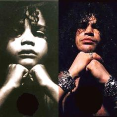 Saul Hudson, Slash.