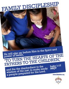 Luke 1:17 - the Scripture guiding the Bible Bee.  http://www.biblebee.org