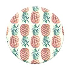 Food Fruits Pizza Paper Pineapples Donuts Phone Holder Pop Air Fleixable Expanding Stand Grip Socket
