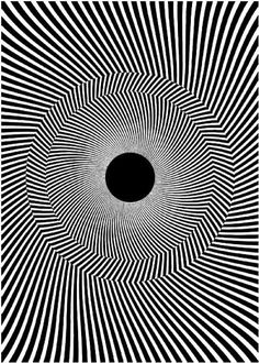 Optical Illusion is Visual Reality by Kurtz Graphic Design Co: