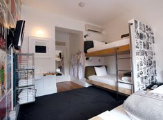 """Similar """"camp"""" living arrangements to TC  """"Cool, comfortable but unpretentious place to stay"""""""