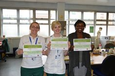 #hellomynameis...Becky, Alkex and Gillian