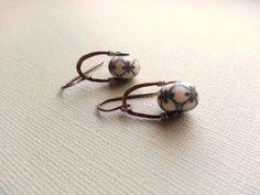 Artisan Sterling Silver Lampwork Beads Ox by TamiLopezDesigns, $30.00