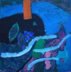 Guy Warren - Journey, acrylic on canvas 40 x Abstract Landscape Painting, Landscape Paintings, Abstract Art, Abstract Paintings, Paintings I Love, Abstract Expressionism, Contemporary Art, Fine Art, Guys