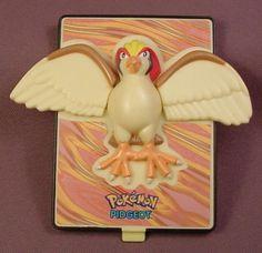 1999 Burger King: Pokemon 2000 Pidgeot Power Card (HAD)