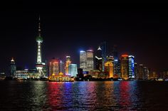 Lujiazui | Shanghai #shanghai #china #lujiazui #pudong #night