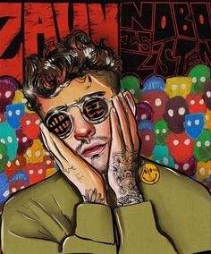 One Direction Fan Art, One Direction Posters, Zany Malik, Zayn Malik Pics, Tv Show Casting, Harry Styles Photos, Aesthetic Painting, Tumblr Photography, Pretty Pictures