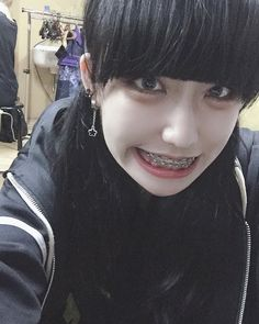 Cute Girls With Braces, Braces Girls, Female Faces, Face Reference, Woman Face, Tao, People, Inspiration, Beautiful