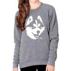 03ccdc468 Siberian Husky Sweatshirt, Personalized Husky Owner Gift, Veterinarian Gift,  Unique Dog Walker Gift, Boyfriend Gift, Custom Girlfriend Gift