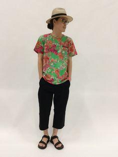 ZOZOTOWN | ナカニシアキラさんのTシャツ/カットソー「チャイハネ 【チャイハネ】ハルダネメンズTシャツ」を使ったコーディネート
