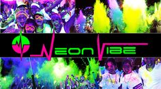 The Neon Vibe 5K Run  Can't wait until 01/31/14 so I can run this with my ladies!!!