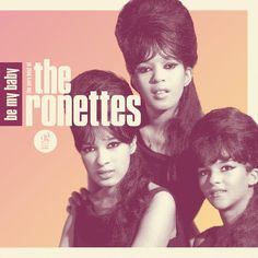 """Be My Baby"" by The Ronettes - listen with #YouTube, #Spotify, #Rdio & #Deezer on LetsLoop.com"