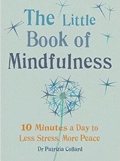 Mindfulness is the easy way to gently let go of stress and be in the moment. It has fast become the slow way to manage the modern world - without chanting mantras or finding hours of special time to meditate.Bring these simple 5- and 10-minute practices into your day to find freedom from stress and ultimately, more peace in your life. Mindfulness Books, Meditation Books, Mindfulness Practice, Little Books, Good Books, Books To Read, Gifts For Office Staff, Office Gifts, Existential Therapy