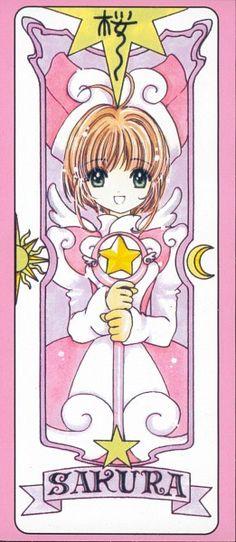 Cardcaptor Sakura Minimalista