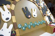【レコールバンタン】パリ祭 2014 at Venus Fortにてお菓子のエッフェル塔作り&リサとガスパールワークショップ開催!