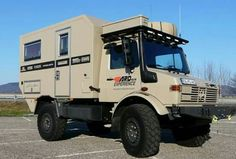 Unimog camper. . Mercedes Camper, Mercedes Benz Unimog, Mercedes Benz Trucks, Overland Truck, Expedition Vehicle, Off Road Camping, Camping Car, Offroad, Bug Out Vehicle