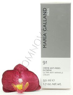 Maria Galland Ultra Anti-Wrinkle Cream 91 50ml - Restructuring anti-wrinkle concentrate to tone the facial contours. #MariaGalland #skincare #antiaging #antiwrinkle #beauty