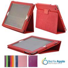 Wake up/Sleep iPad 3&2 Case