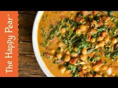 Chickpea Curry  - 5 Minute Dinner -