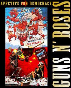 Guns N' Roses - Appetite For Democracy